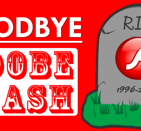 Goodbye Flash
