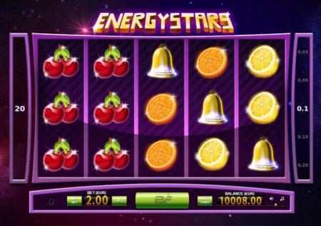 Energy Stars Slot