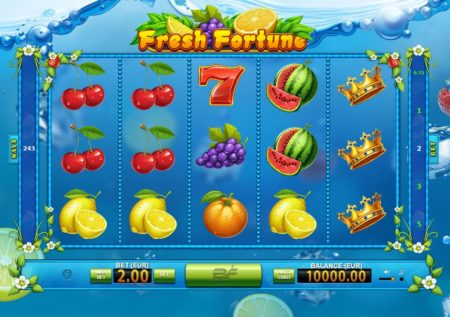 Fresh Fortune Slot