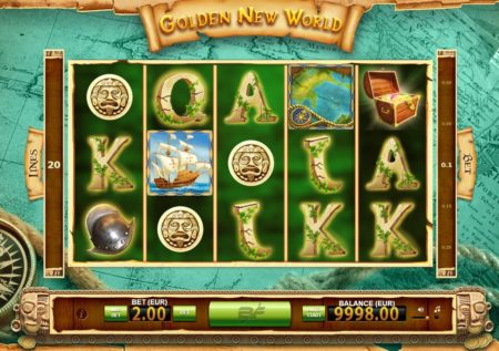 Golden New World Slot