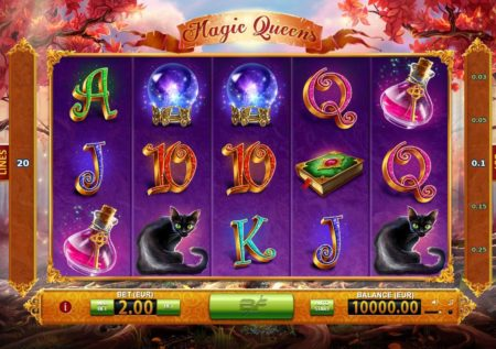 Magic Queens Slot