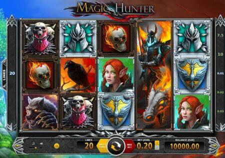 Magic Hunter Slot